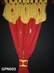 Gorden Tenun Poni (GPN003)