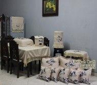 Home Set Aplikasi Batik FAB003