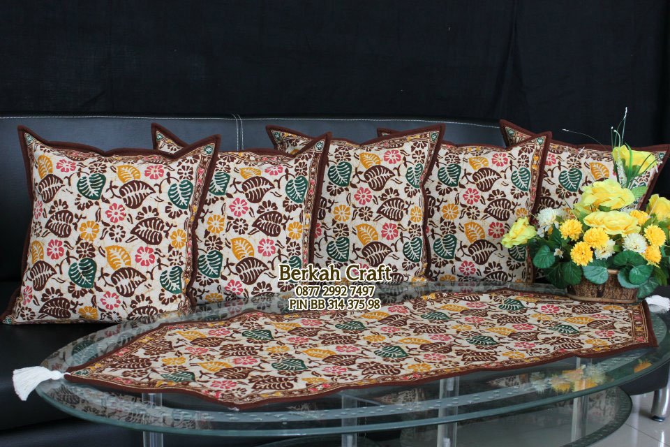 Sarung Bantal Batik  JUAL Gorden Tenun – GORDEN Tenun