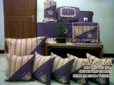 Home Set Tenun Pekalongan - 0877 2992 7497